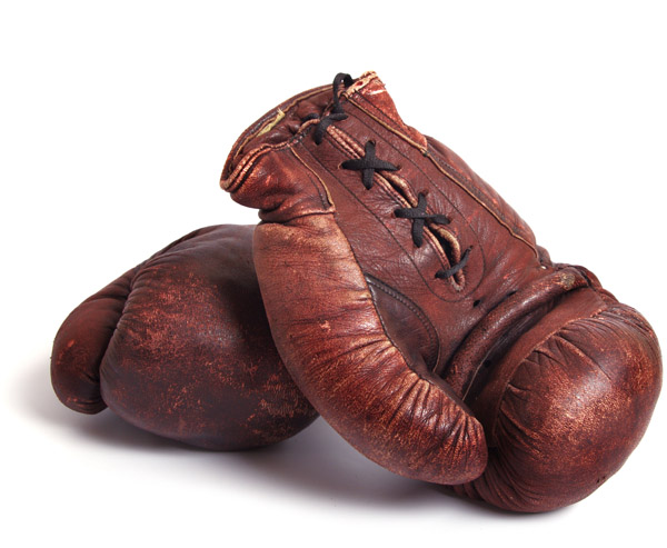 sports marketing dines group boxing gloves