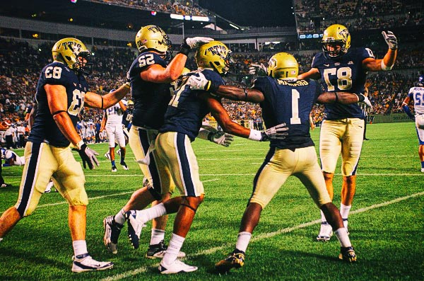 Pitt Football Produces the Best Mannequin Challenge Yet